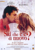 The Next Best Thing - Italian Movie Poster (xs thumbnail)