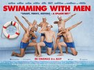 Swimming with Men - British Movie Poster (xs thumbnail)