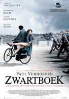 Zwartboek - Dutch Movie Poster (xs thumbnail)