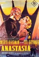 Anastasia - German Movie Poster (xs thumbnail)