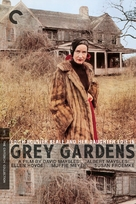 Grey Gardens - DVD cover (xs thumbnail)