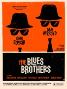The Blues Brothers - Homage movie poster (xs thumbnail)