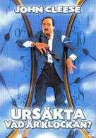 Clockwise - Swedish DVD movie cover (xs thumbnail)