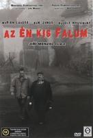 Ostre sledované vlaky - Hungarian DVD cover (xs thumbnail)