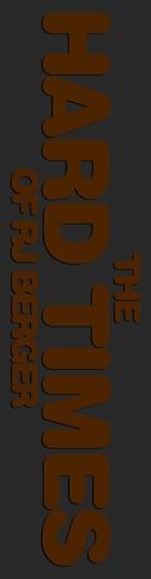 """""""The Hard Times of RJ Berger"""" - Logo (xs thumbnail)"""