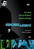 I'll Sleep When I'm Dead - Polish DVD cover (xs thumbnail)