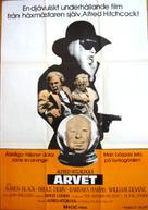 Family Plot - Swedish Movie Poster (xs thumbnail)