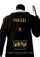 Candyman - Polish Movie Poster (xs thumbnail)