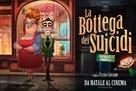 Le magasin des suicides - Italian Movie Poster (xs thumbnail)