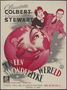 It's a Wonderful World - Dutch Movie Poster (xs thumbnail)