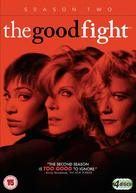 """""""The Good Fight"""" - British DVD movie cover (xs thumbnail)"""