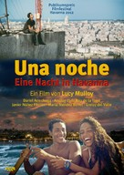 Una Noche - German Movie Poster (xs thumbnail)