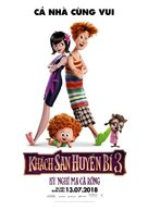 Hotel Transylvania 3: Summer Vacation - Vietnamese Movie Poster (xs thumbnail)