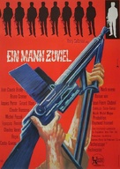 Un homme de trop - German Movie Poster (xs thumbnail)