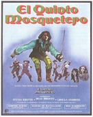 The Fifth Musketeer - Spanish Movie Poster (xs thumbnail)