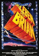 Life Of Brian - German Movie Poster (xs thumbnail)