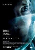 Gravity - Dutch Movie Poster (xs thumbnail)
