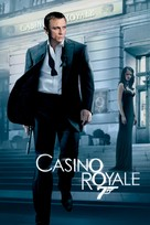Casino Royale - DVD movie cover (xs thumbnail)