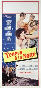 Tender Is the Night - Italian Movie Poster (xs thumbnail)