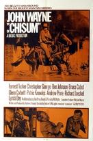 Chisum - Movie Poster (xs thumbnail)