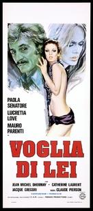 Un amour comme le nôtre - Italian Movie Poster (xs thumbnail)
