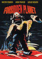 Forbidden Planet - DVD movie cover (xs thumbnail)