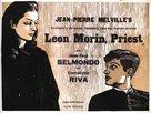 Léon Morin, prêtre - British Movie Poster (xs thumbnail)
