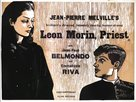 Léon Morin, prêtre - British Movie Poster (xs thumbnail)