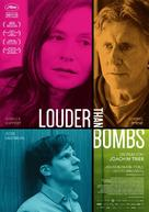 Louder Than Bombs - Austrian Movie Poster (xs thumbnail)