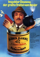 The Return of the Pink Panther - German Movie Poster (xs thumbnail)