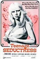 Teenage Seductress - Movie Poster (xs thumbnail)