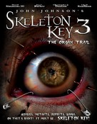 Skeleton Key 3: The Organ Trail - Blu-Ray cover (xs thumbnail)
