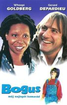 Bogus - Czech VHS cover (xs thumbnail)