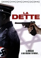 The Debt - French DVD cover (xs thumbnail)