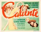 In Caliente - Movie Poster (xs thumbnail)