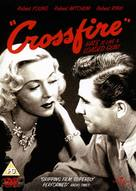Crossfire - British DVD cover (xs thumbnail)