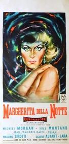 Marguerite de la nuit - Italian Movie Poster (xs thumbnail)