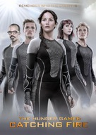 The Hunger Games: Catching Fire - Movie Cover (xs thumbnail)