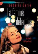 La femme défendue - French Movie Cover (xs thumbnail)