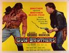 Gun Brothers - Movie Poster (xs thumbnail)