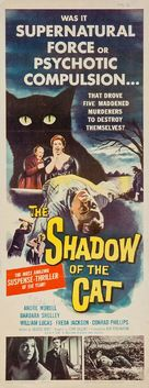 Shadow of the Cat - Movie Poster (xs thumbnail)