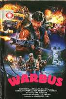 Warbus - Danish VHS movie cover (xs thumbnail)