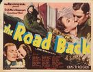 The Road Back - Movie Poster (xs thumbnail)