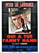 Killer, adios - French Movie Poster (xs thumbnail)