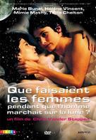 Que faisaient les femmes pendant que l'homme marchait sur la lune? - Movie Poster (xs thumbnail)