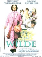Wilde - French poster (xs thumbnail)