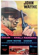 Chisum - Polish Movie Poster (xs thumbnail)