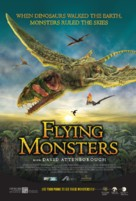 Flying Monsters 3D with David Attenborough - Movie Poster (xs thumbnail)