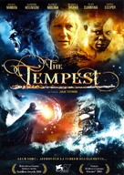 The Tempest - French DVD movie cover (xs thumbnail)