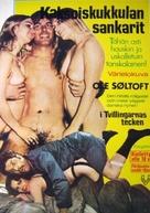 I Tvillingernes tegn - Finnish Movie Poster (xs thumbnail)